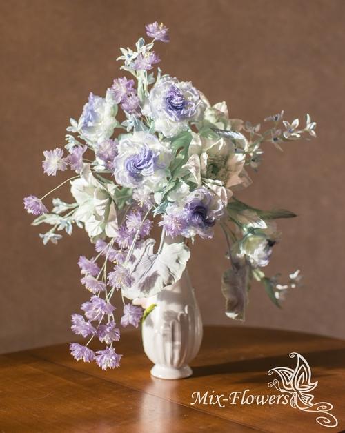 Фото для Шелковые цветы