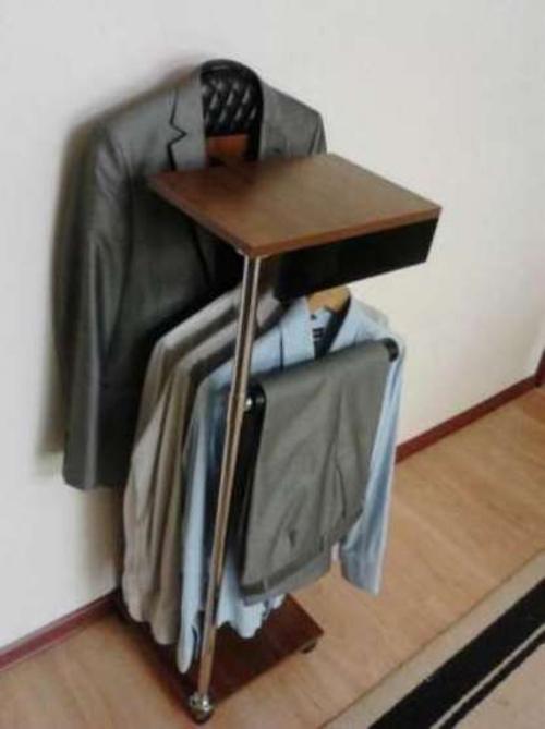 Фото для Вешалка - Немой слуга для повседневной одежды..