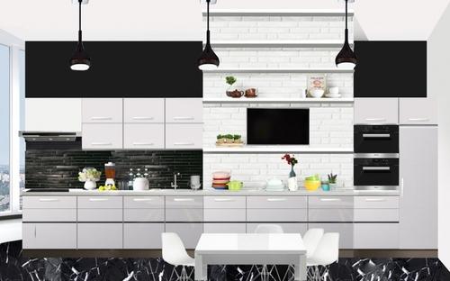 Фото для Классика – сочетание черного и белого от Буд-Дiм http://remont-kvartir-kiev.com.ua/