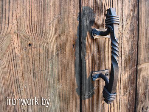 Фото для Кованые дверные ручки. Ручная работа!