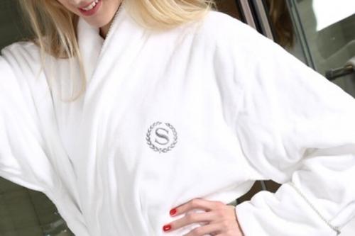 Фото для Вышивка на халатах и полотенцах печать 3D объемная вышивка