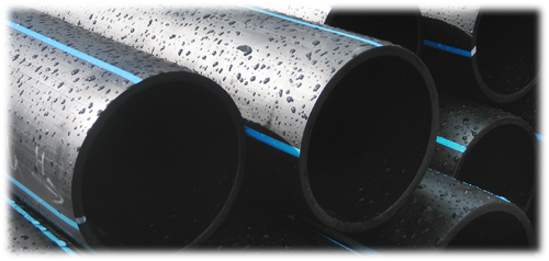 Фото для Полиэтиленовые трубы для водоснабжения