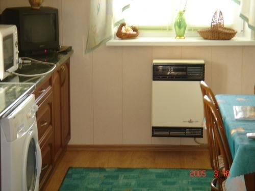 Фото для Газовое отопление дома конвектором Karma.
