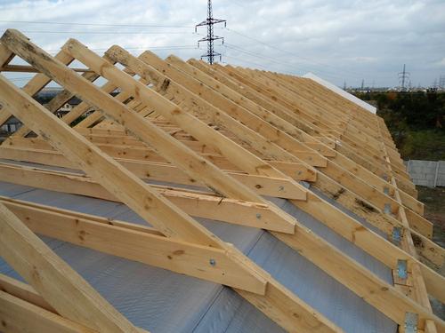 Photo of Строительство крыш ангаров, пром зданий